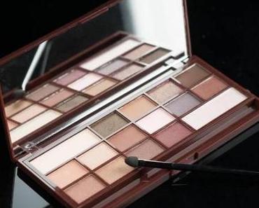 [Haul] Makeup Revolution et son dupe de la Chocolate Bar de Too Faced