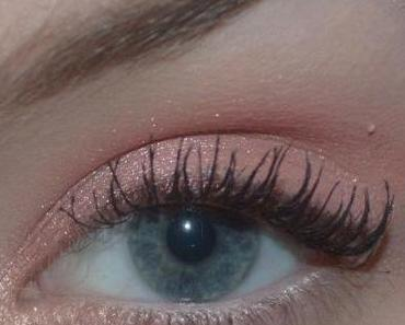 Summer Edition : maquillage rose-corail