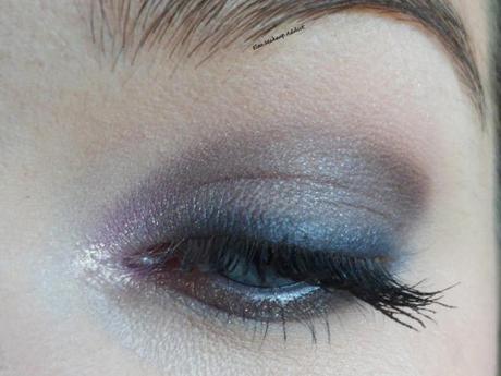 Deep Night Makeup Laura Mercier Artist's Palette 1