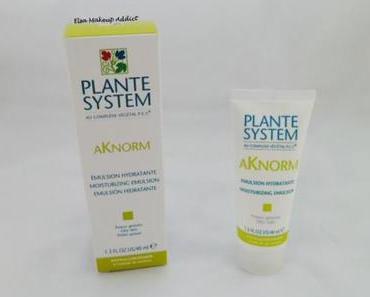 Emulsion Hydratante Aknorm de Plante System : pas mal !
