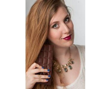 [ Tuto Maquillage] Un maquillage frais et lumineux avec l'alternative de la chocolate Bar par Makeup Revolution