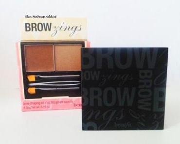 Brow Zings : des sourcils nickels avec Benefit