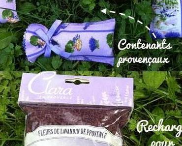 Swap avec Lauriane, la Provence s'invite chez moi !
