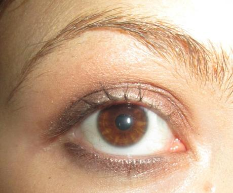 maquillage de jour naked, YDK, Busted