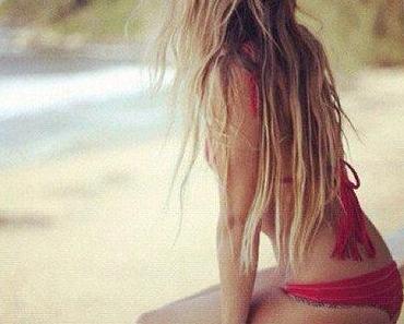 éclaircir et soigner vos cheveux à la plage
