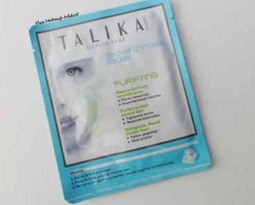 Bio Enzymes Purifying Mask de Talika : le masque ultra glamour