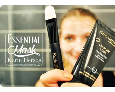 Une peau purifiée avec l'Essential Mask de Karin Herzog