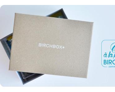 Ode à la paresse avec Birchbox