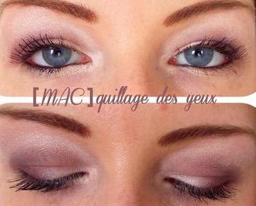 [MAC]quillage des yeux