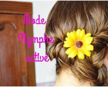 ❀ Mode Nymphe activé!
