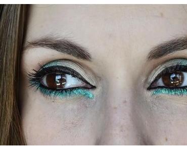 ❀ Un Make up vert dans le Style Egypte antique c'est par ici!