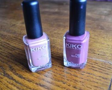 ✿ Mars est de rose et de violet vêtu.
