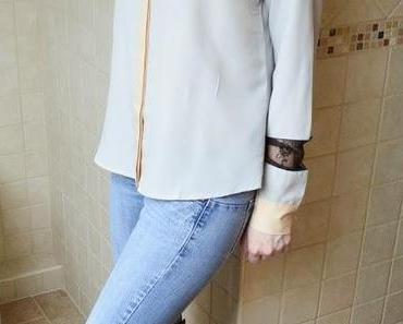 ❀ Une tenue Chic et simple.