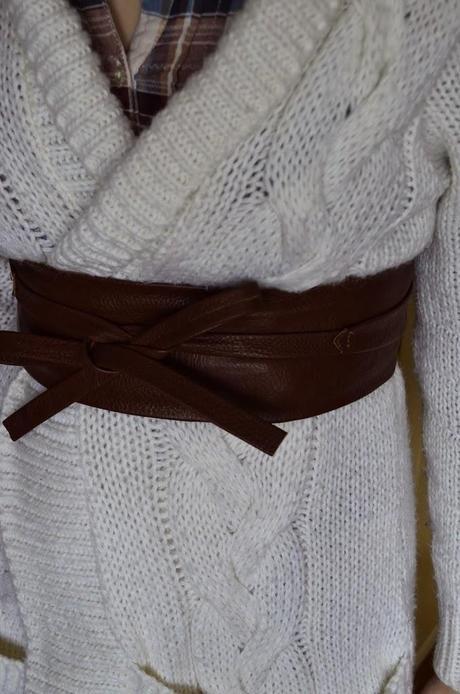 DSC0032 ❀ Tenue de bûcheronne bien féminine.