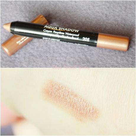 DSC0009 Fotor Collage Fotor 1024x1024 ❀ Aqua Shadow de Make Up For Ever méga chouchou! Qui lu cru?!