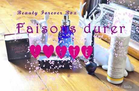 DSC1703 Fotor 1024x678 ❀ Faisons durer lEté, avec la Beauty Forever.