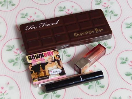 Maquillage de rentrée avec la Chocolate Bar