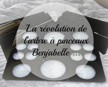 Mon arbre à pinceaux Benjabelle ... une révolution pour toutes !