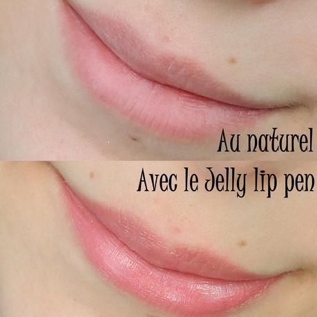 Jelly lip pen de Dior: différent?