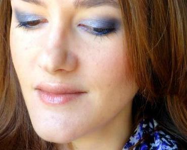 Makeup Prune sur une base de nuit étoilée