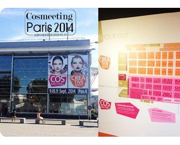 Bilan du salon Cosmeeting 2014