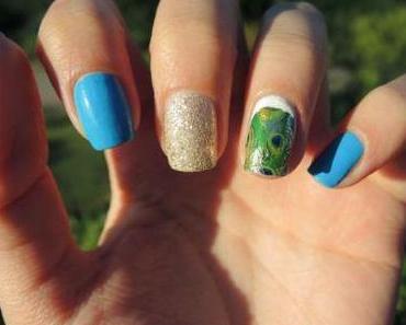 J'ai testé le nail art foil #2