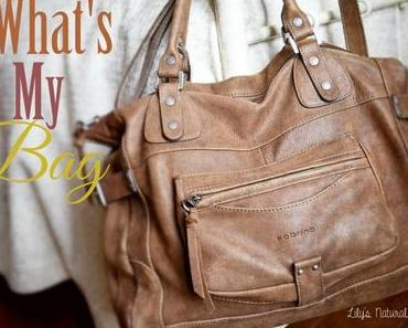 ❀ Tag: What's In My Bag!