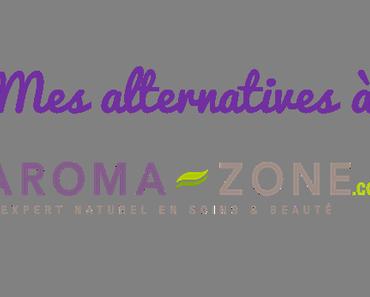 Achats d'ingrédients cosmétiques : Mes alternatives à Aromazone.
