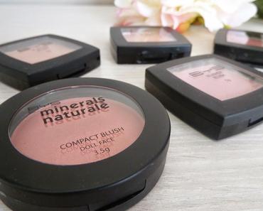 A la découverte de BYS, la cosmétique à petit prix : les blushes