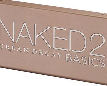 ✰ La palette Naked Basic 2 arrive bientôt en France ✰