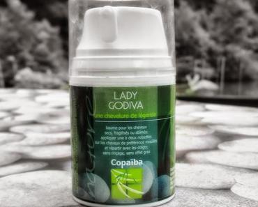 Avoir les cheveux de Lady  Godiva grâce à Copaïba : verdict après un mois et demi de test