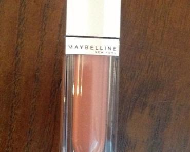 ✰ Nouveau : ColorElixir Laque à lèvre de Maybelline ✰