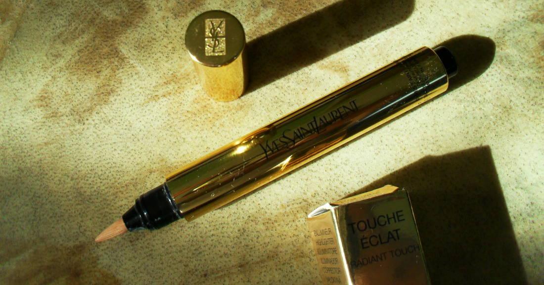 Sans Doute le plus Célèbre des Anti-Cernes: Le Touche Éclats d'Yves Saint Laurent?