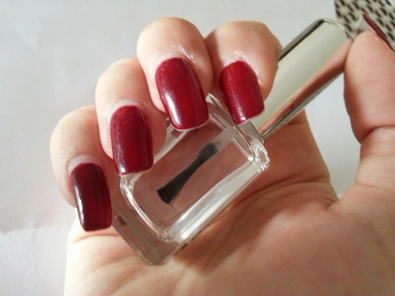 Revue Crash Test #1 : Les vernis L'Oréal Infaillible