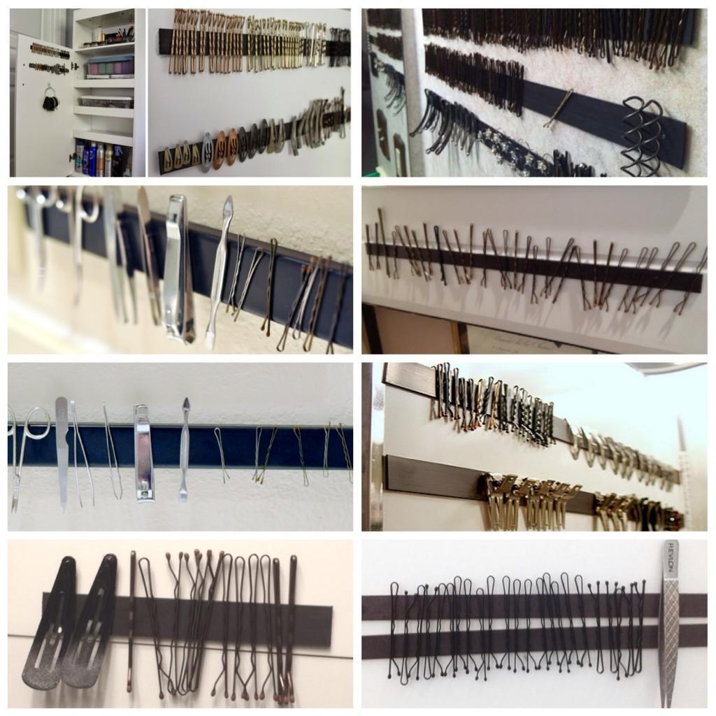 Diy astuce rangement accessoirs for Astuce rangement salle de bain