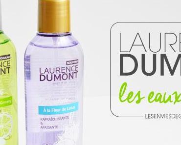 Les eaux parfumées de Laurence Dumont