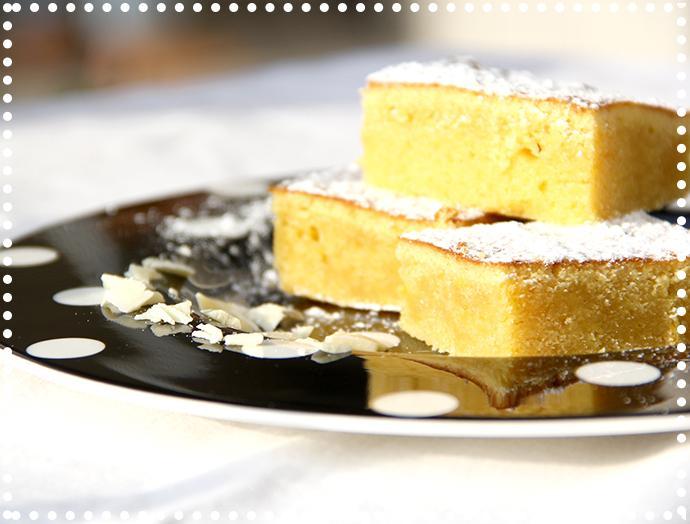 brownie chocolat blanc citron