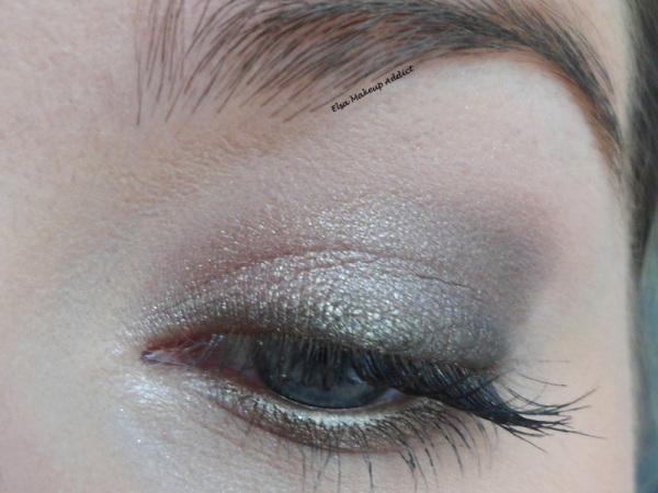 Makeup Quotidien Naked Palette 1