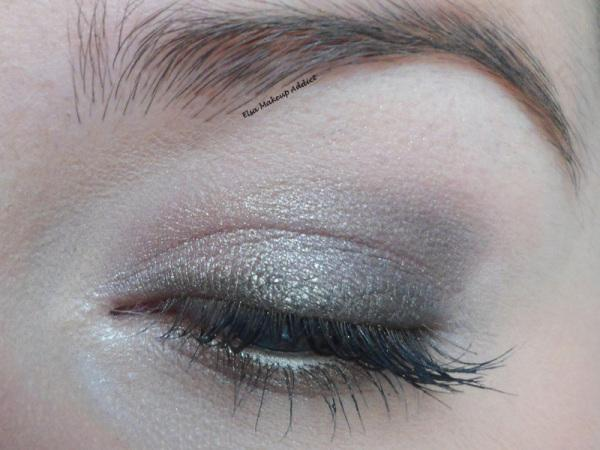 Makeup Quotidien Naked Palette 2
