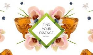 Un concours pour lancer Mane «Find your essence», parfum sur mesure