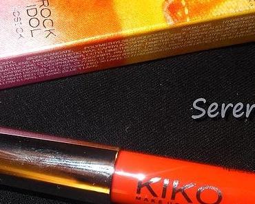 Le Rock Idol Lipstick Corail de Kiko : top ou flop ?
