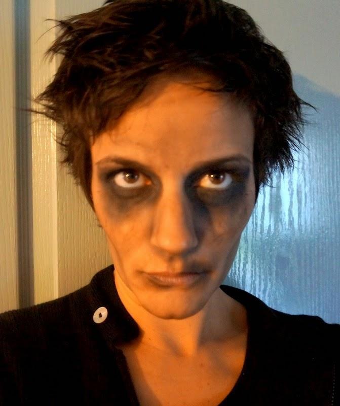Mode zombie Halloween à petit prix