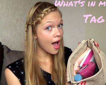 TAG : What's in my bag ? [Vidéo]