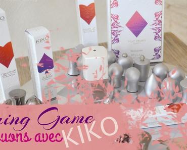 ✿ Daring Game, jouons avec KIKO.