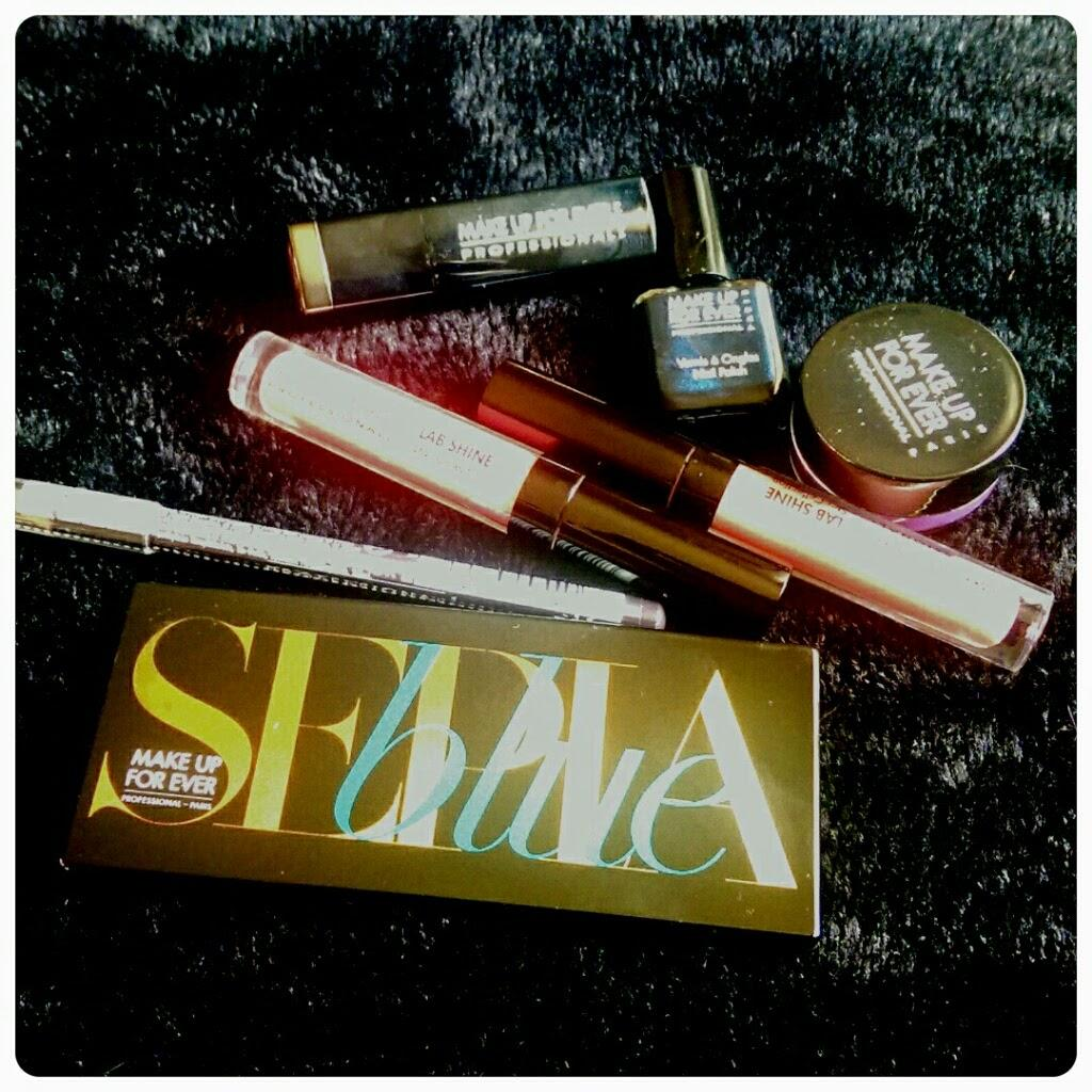 HAUL Make Up For Ever