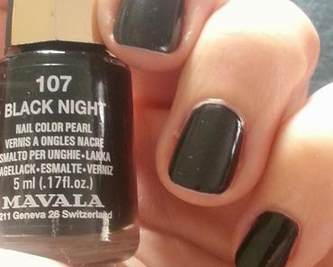 Aurais-je trouvé un dupe du BLACK PEARL de Chanel chez MAVALA ?