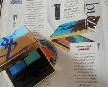 Beauty Buzz : YSL Palette Bleus Lumière.