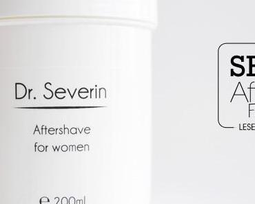 Dr Severin et son aftershave pour nanas