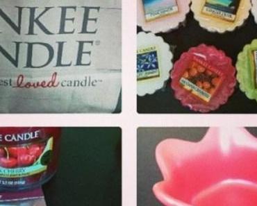 Comment le Yankee Candle store m'a rendue accro aux bougies parfumées (Revue Yankee Box)