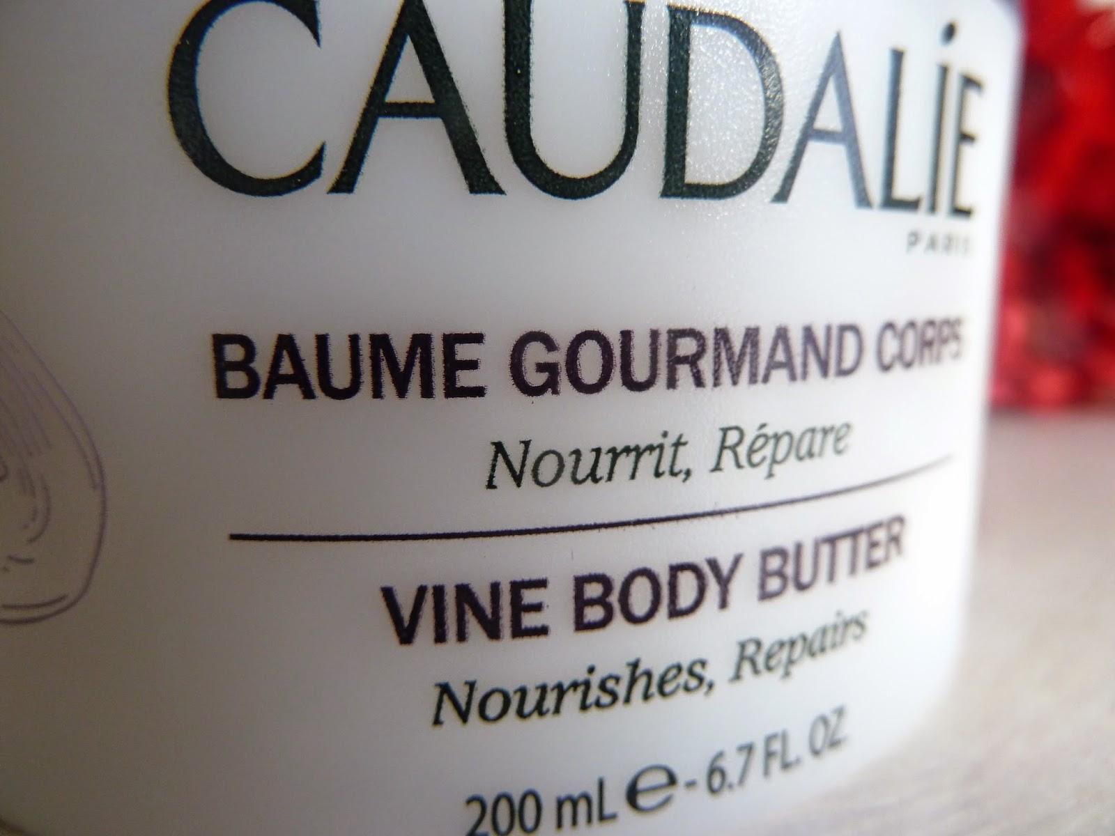 Les peaux assoiffées vont adorer le Baume Gourmand Corps de CAUDALIE